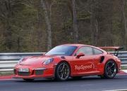 Mark Webber Takes The Porsche 991 GT3 RS For A Spin On The Nurburgring - image 628006