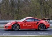 Mark Webber Takes The Porsche 991 GT3 RS For A Spin On The Nurburgring - image 628007