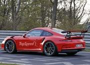 Mark Webber Takes The Porsche 991 GT3 RS For A Spin On The Nurburgring - image 627997