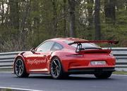 Mark Webber Takes The Porsche 991 GT3 RS For A Spin On The Nurburgring - image 627998