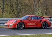 Mark Webber Takes The Porsche 991 GT3 RS For A Spin On The Nurburgring - image 628000