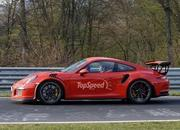 Mark Webber Takes The Porsche 991 GT3 RS For A Spin On The Nurburgring - image 628001