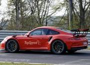 Mark Webber Takes The Porsche 991 GT3 RS For A Spin On The Nurburgring - image 628002