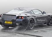 Aston Martin DB9 Successor Spotted With New Bodywork: Spy Shots - image 625595