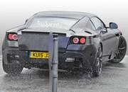 Aston Martin DB9 Successor Spotted With New Bodywork: Spy Shots - image 625596