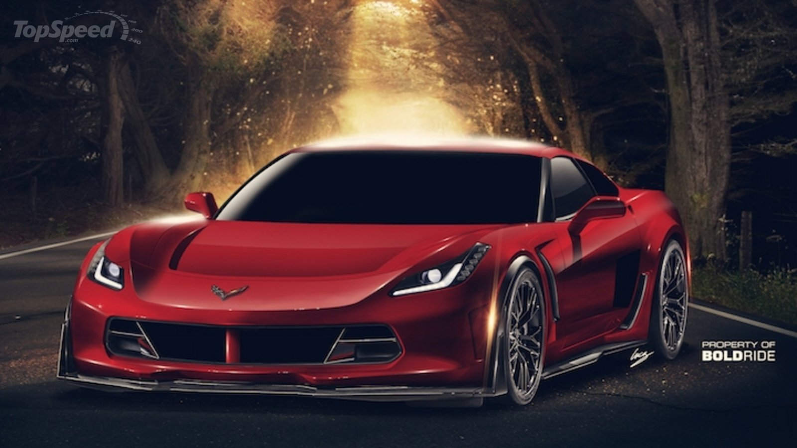 2017 Chevrolet Corvette Zora ZR1 Concept Shows Us What A ...