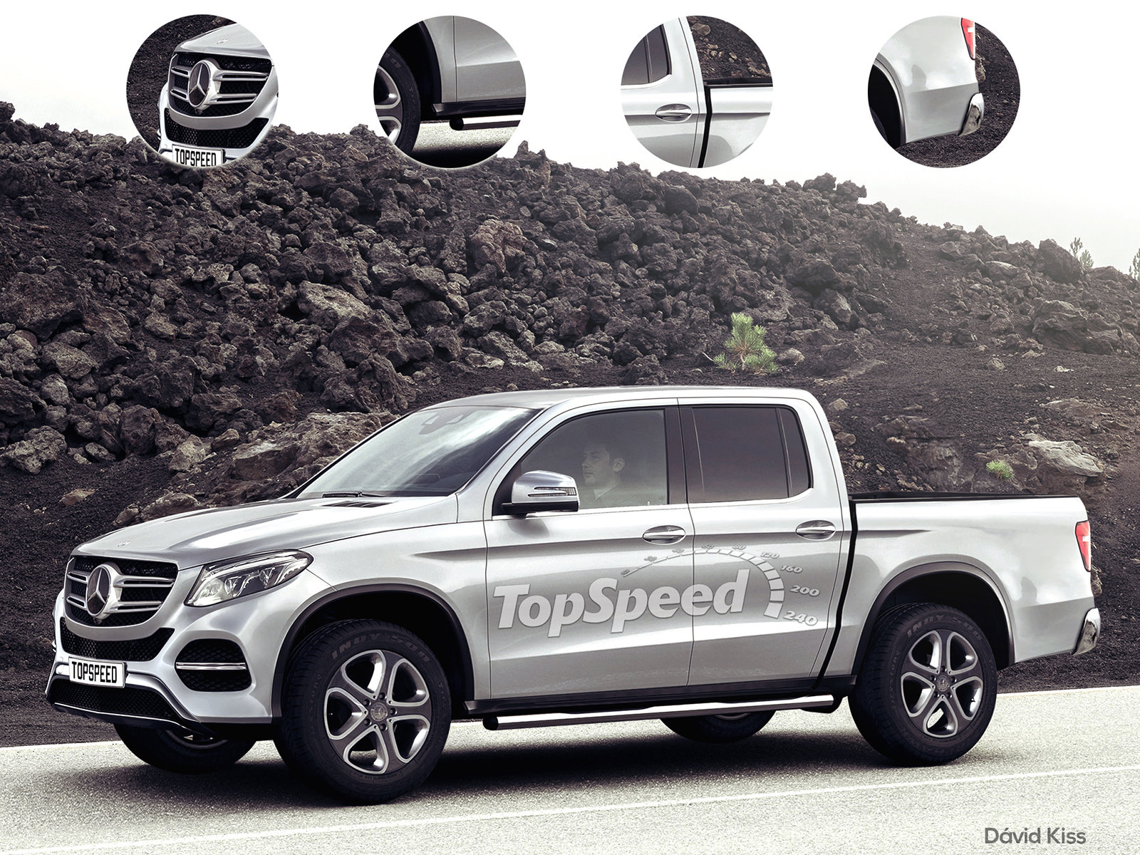 2020 mercedes benz pickup truck exclusive picture for Mercedes benz pickup truck