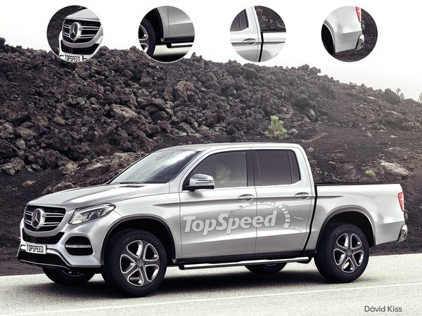 2020 mercedes benz pickup truck exclusive review top speed. Black Bedroom Furniture Sets. Home Design Ideas