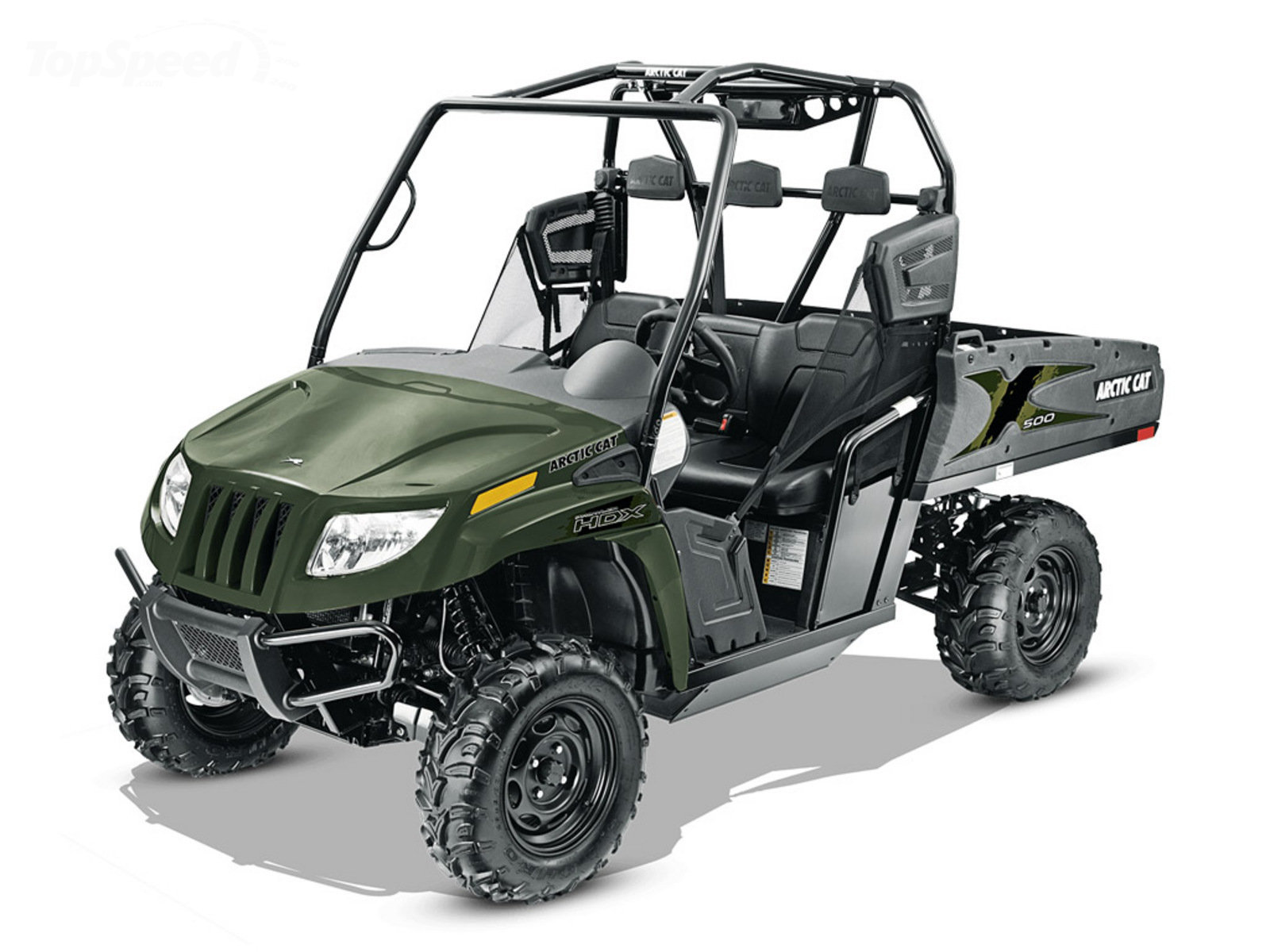 Arctic Cat  Prowler Display
