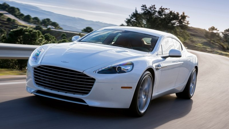 Aston Martin Rapide To Be Replaced By Global Lagonda Sedan And DBX Crossover