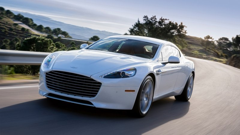 Aston Martin Wants Electric Rapide In Two Years