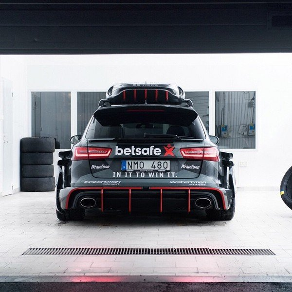 2015 Audi Rs6 Dtm By Jon Olsson Car Review Top Speed