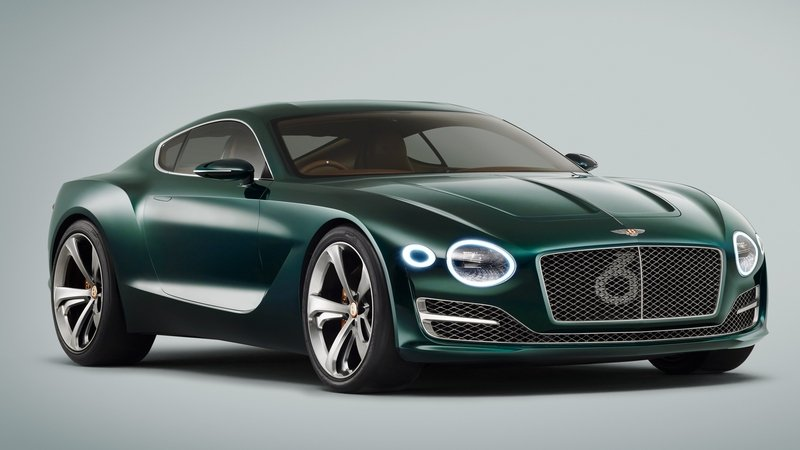 Bentley May Alter EXP 10 Speed 6 Design Before Production