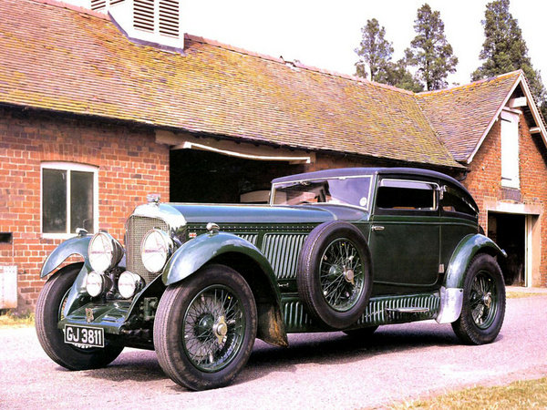 1929 bentley speed 6 car review top speed. Black Bedroom Furniture Sets. Home Design Ideas
