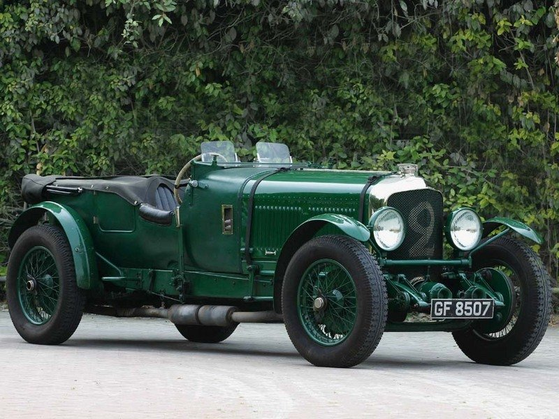 1929 Bentley Speed 6 High Resolution Exterior - image 628714