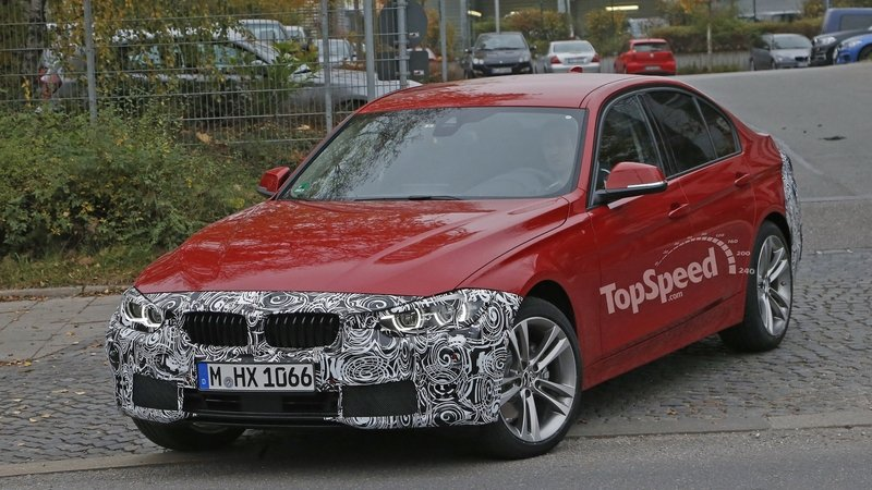 BMW 3 Series Facelift Could Be Revealed On May 7
