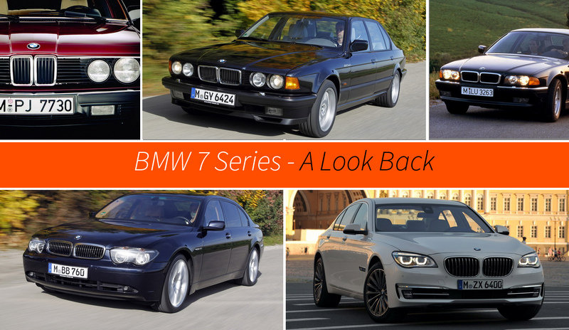 BMW 7 Series - A Look Back