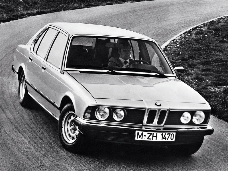BMW 7 Series - A Look Back Exterior - image 626811