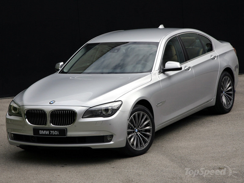 BMW 7 Series - A Look Back Exterior - image 626816