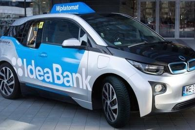 BMW i3 Transformed Into Mobile ATM