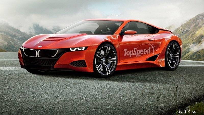 BMW's New Boss Drops Plans for the M8 and i8s