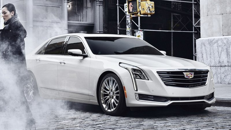 Cadillac CT6 Hybrid to Debut in Shanghai and V-Series Under Consideration
