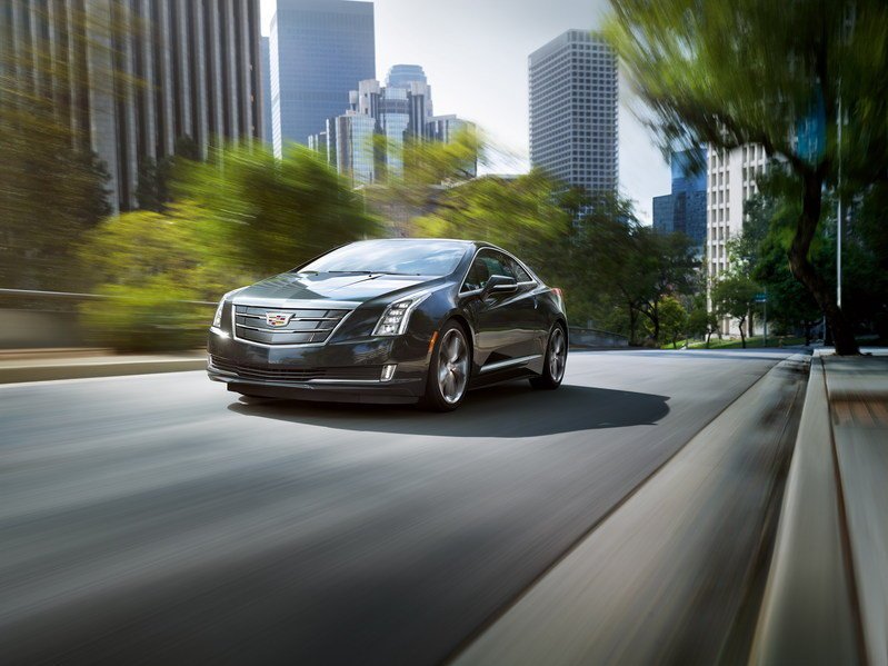 2016 Cadillac ELR High Resolution Wallpaper quality - image 626692