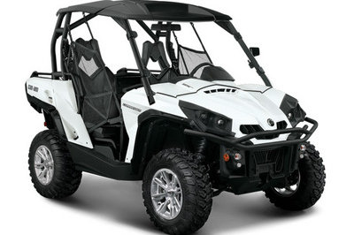 2015 Can-Am Commander E LSV
