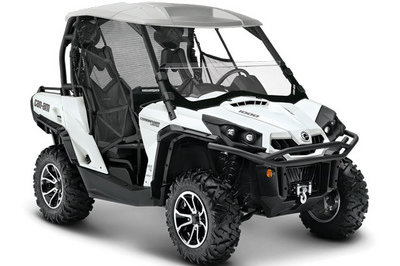 2015 Can-Am Commander Limited
