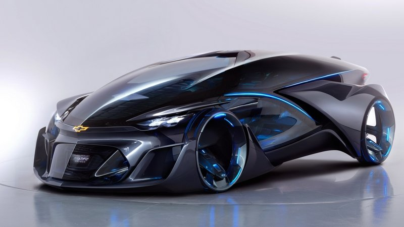 New Patent Application Signals the Imminent Introduction of a Third Chevy FNR futuristic Concept