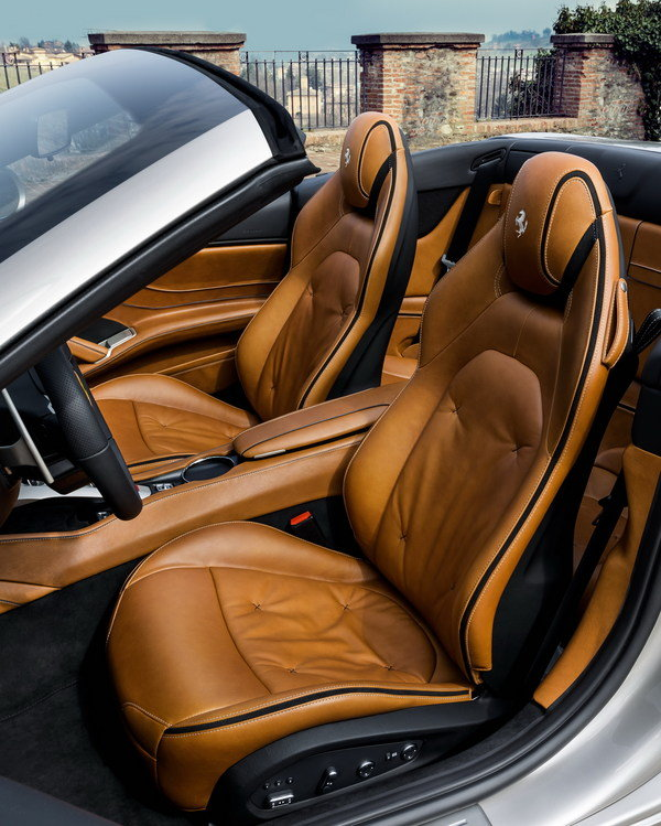 "2016 Ferrari California Interior: 2015 Ferrari California T ""Tailor Made"" Edition"