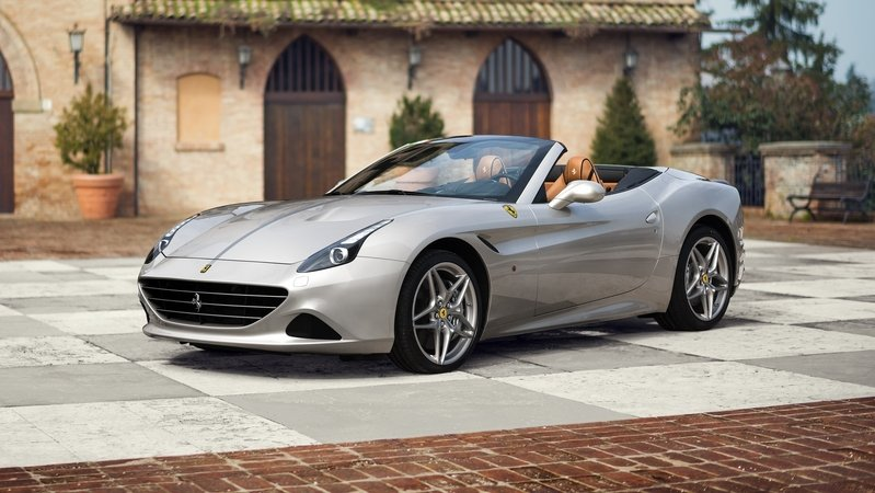 "2015 Ferrari California T ""Tailor Made"" Edition"