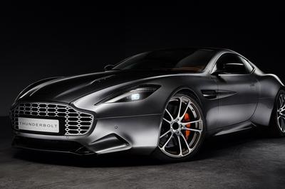 Fisker/Aston Lawsuit Dropped; Thunderbolt Will Not Be Produced