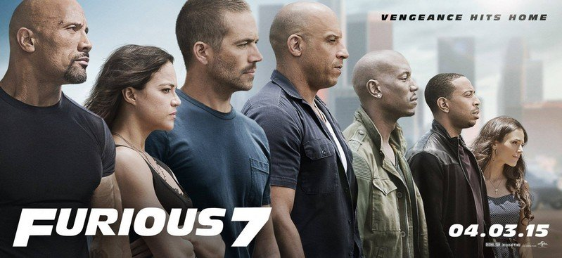 Furious 7 Film Review: Everybody Grows Up Sometime - image 626743