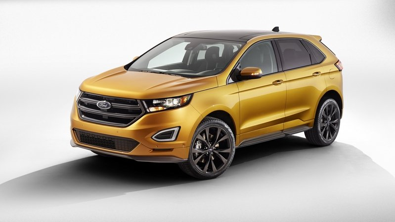 Here's Your Chance To Win A EcoBoost-Powered 2015 Ford Edge
