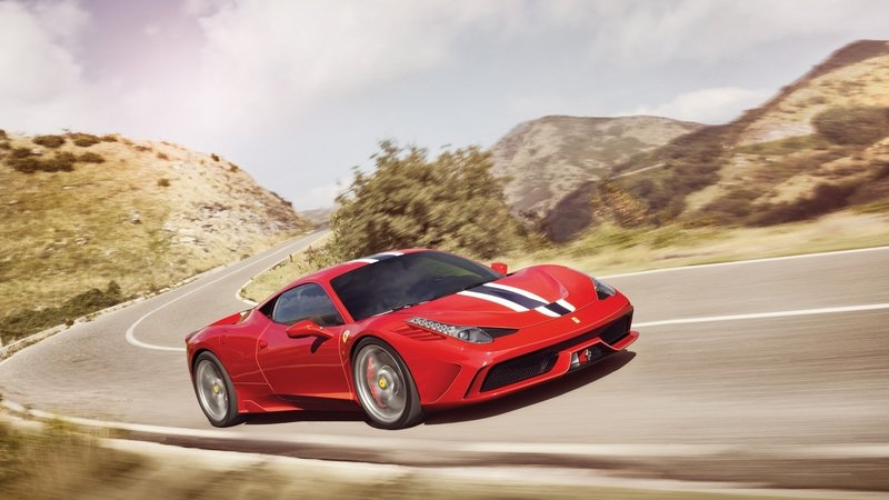 James May Needs A New Job To Pay For His New Ferrari 458 Speciale