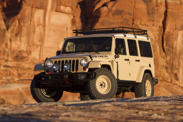 Jeep Adds Performance Parts To Mopar Catalog News - Top Speed