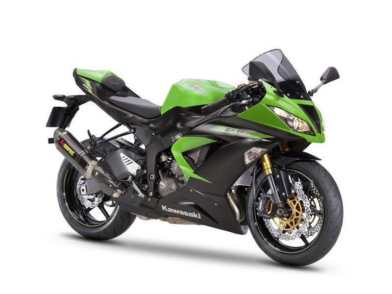 2015 Kawasaki Ninja Zx 6r 636 Performance Top Speed