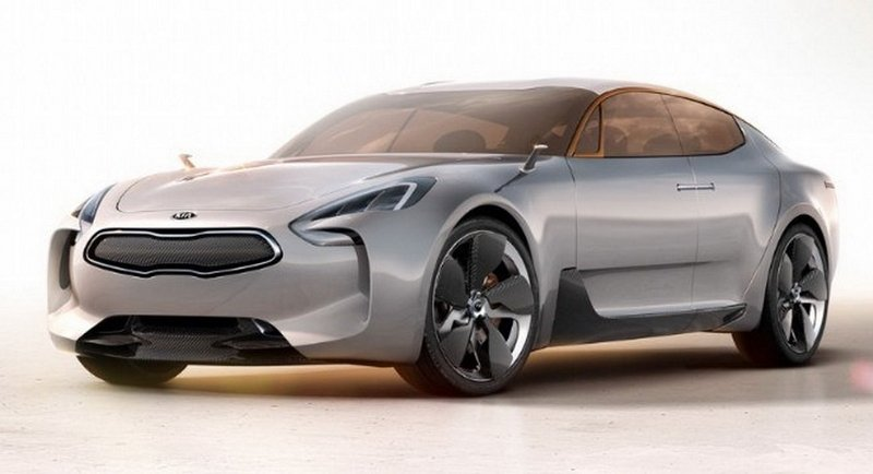 Kia GT Sedan Inches Toward Production, GT4 Stinger Unlikely