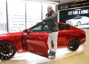 "Kia K900 ""King James Edition"" Will Be Auctioned For Charity - image 628355"