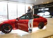 "Kia K900 ""King James Edition"" Will Be Auctioned For Charity - image 628354"