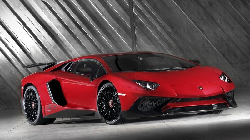 Lamborghini Aventador LP 750 4 SV Will Be Limited To 600 Units