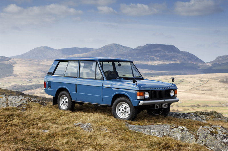 Land Rover Plans New Heritage Division High Resolution - image 626656