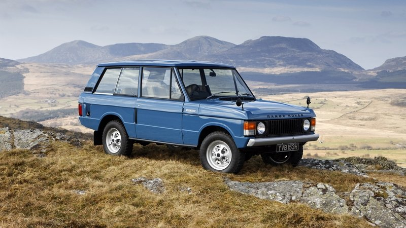 Land Rover Plans New Heritage Division