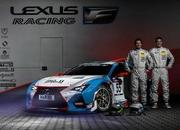 Lexus RC F GT3 To Race At 24 Hours of Nurburgring - image 628375