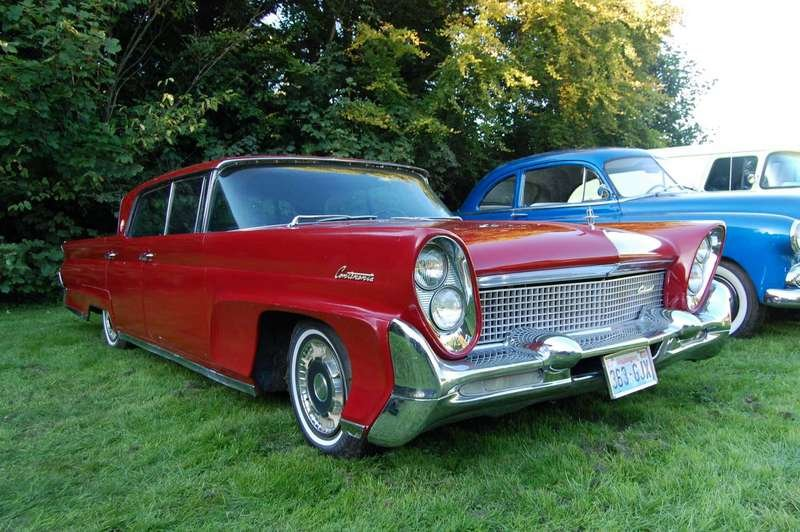 Lincoln Continental: A Look Back - image 625951