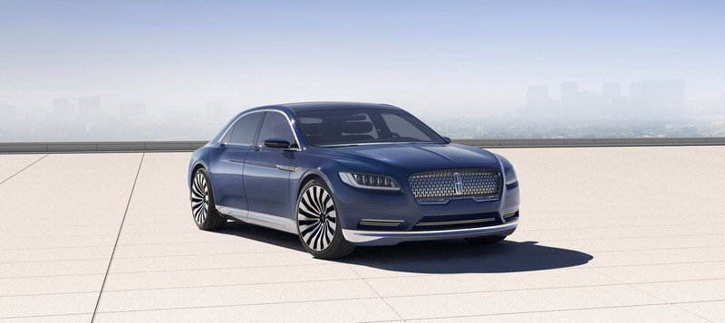 Lincoln Continental: A Look Back - image 625955
