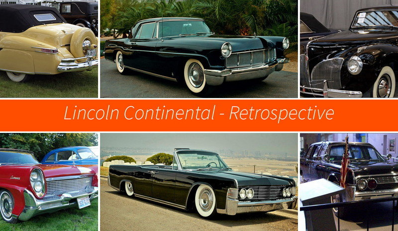Lincoln Continental: A Look Back