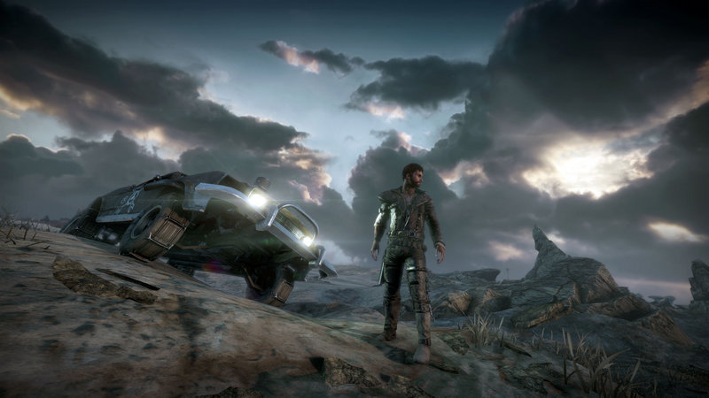 Mad Max Gameplay Trailer For PS4: Video