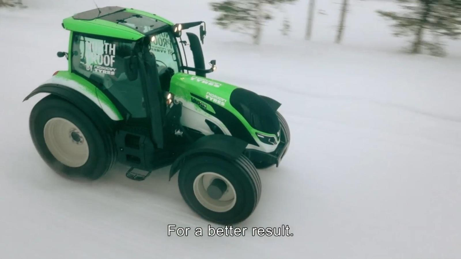 Best Snow Tires >> Meet The Fastest Tractor In The World: Video News - Top Speed